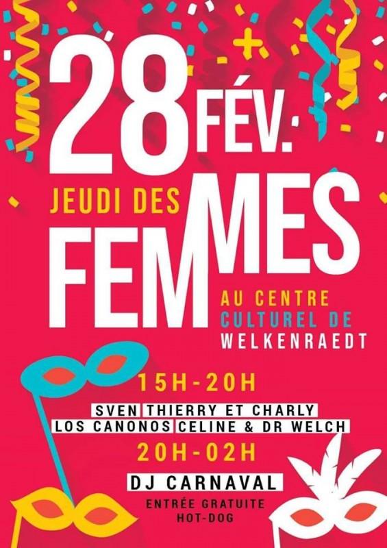 28.02.19 - Jeudi des Vieilles Femmes_Welkenraedt