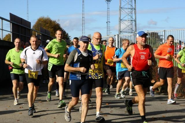 Semi marathon herve