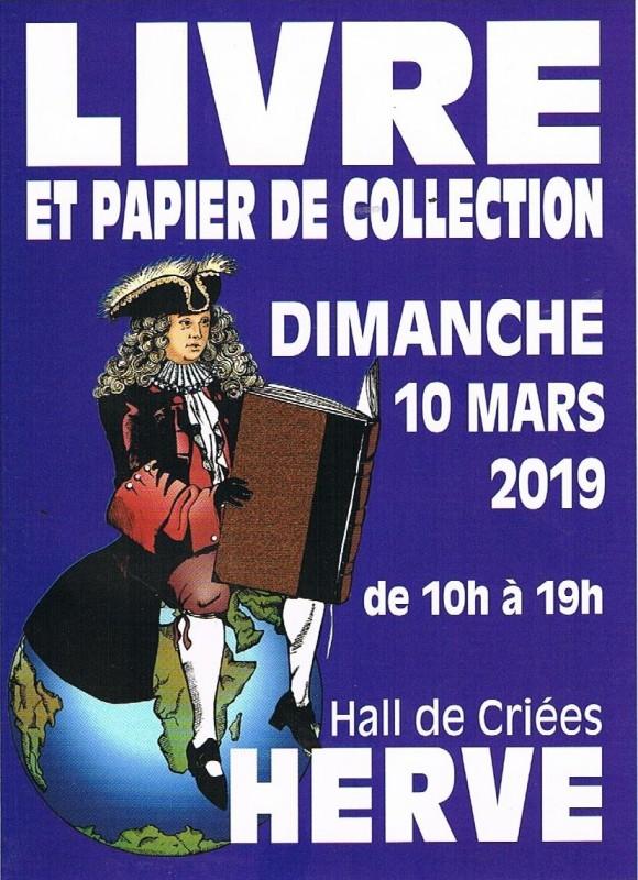 Livre et papier de collection 2019