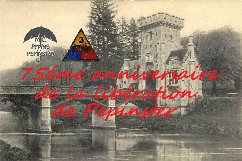 75e anniversaire de la libération de Pepinster