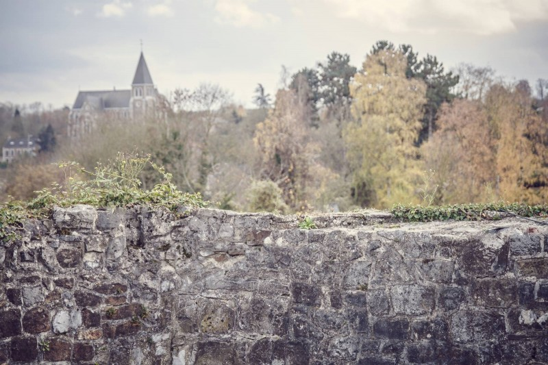 Moha - Visite guidée - Château féodal