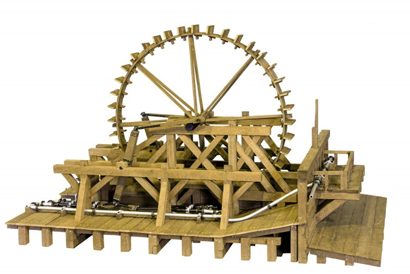Maquette-roue