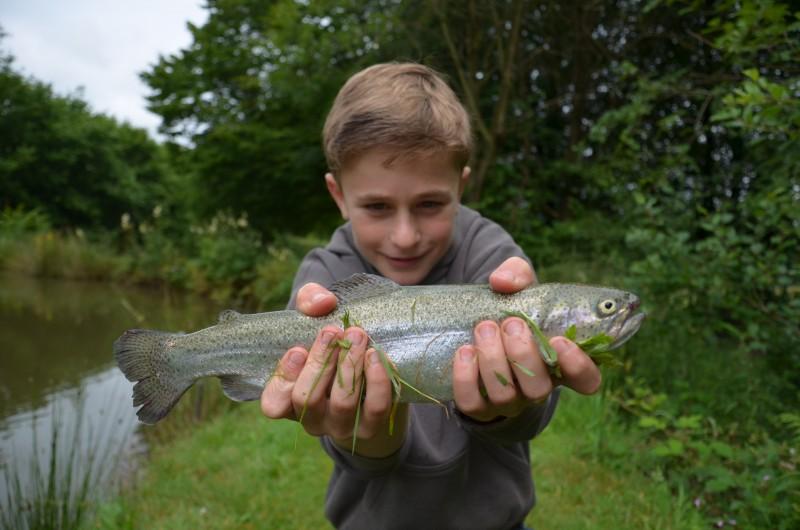 Stage enfants : Pêche et rivière