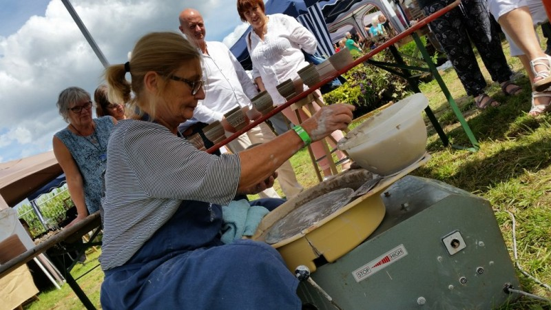 Louveigné - Fête de la poterie et de la céramique