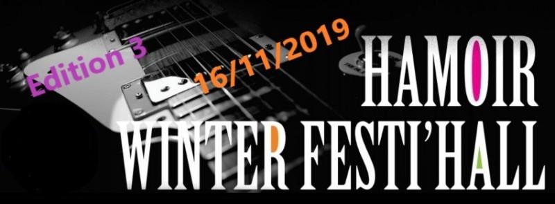 Hamoir - Winter Festi'Hall