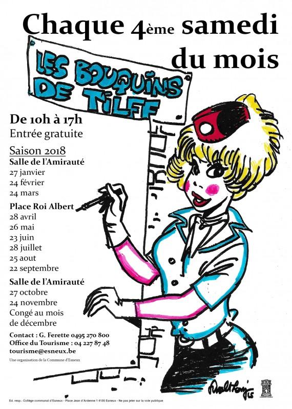 Les Bouquins de Tilff