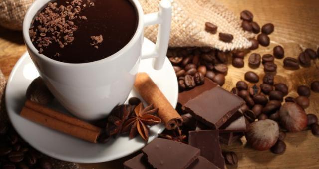 Vin chaud ou cacao