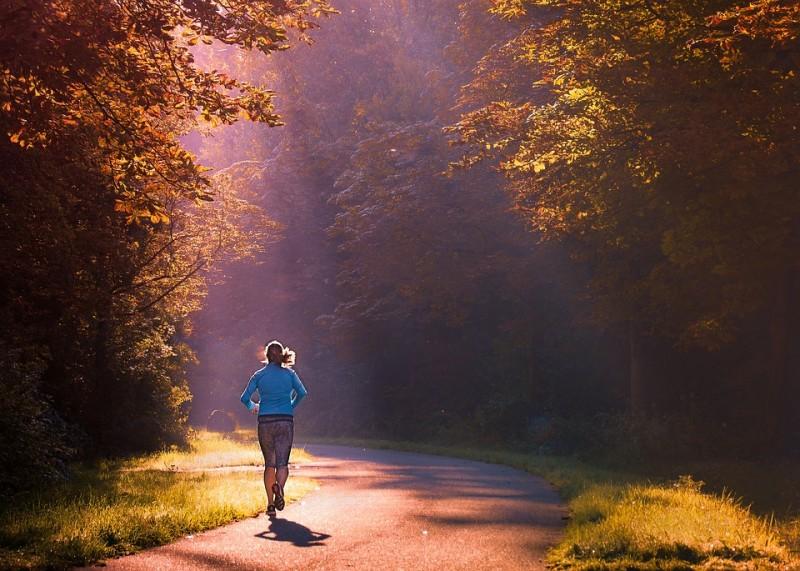 Jogging de Kin-P'tit trail des Kinkins par l'Asbl « Kin porte le projet »