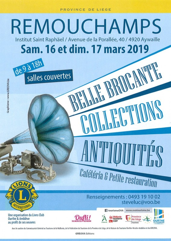 Belle brocante Collections Antiquités