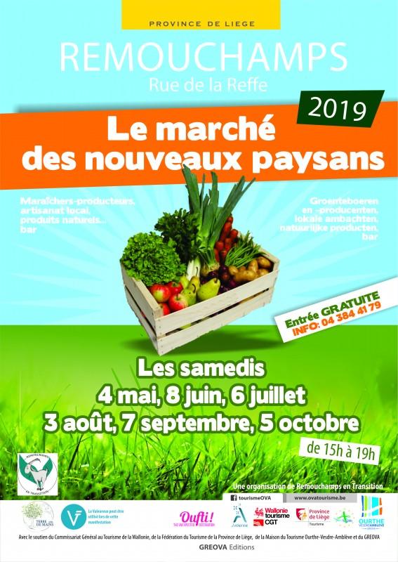 Marché des nouveau paysans A3 2019