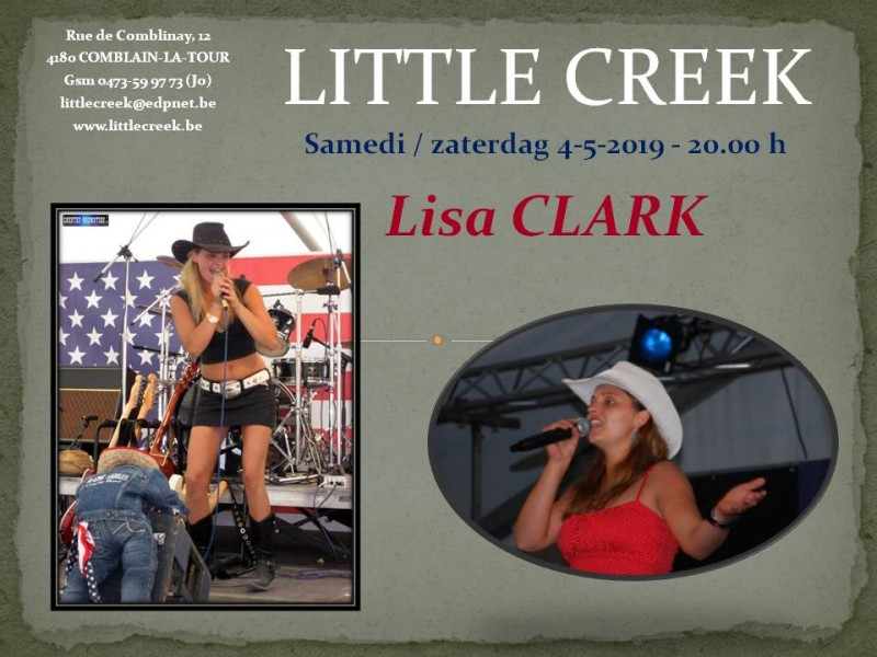 Concert à Little Creek