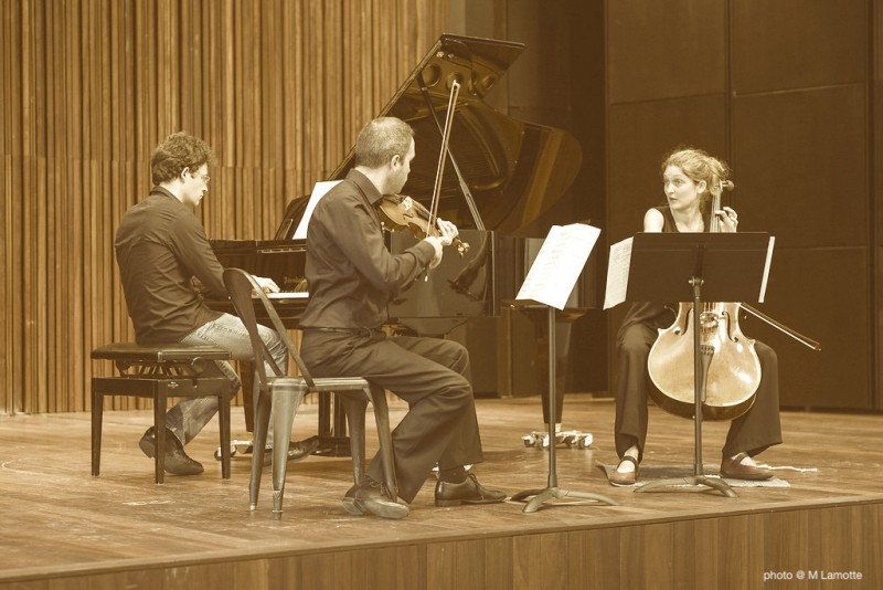 Églises ouvertes - Concert Trio Elegiaco