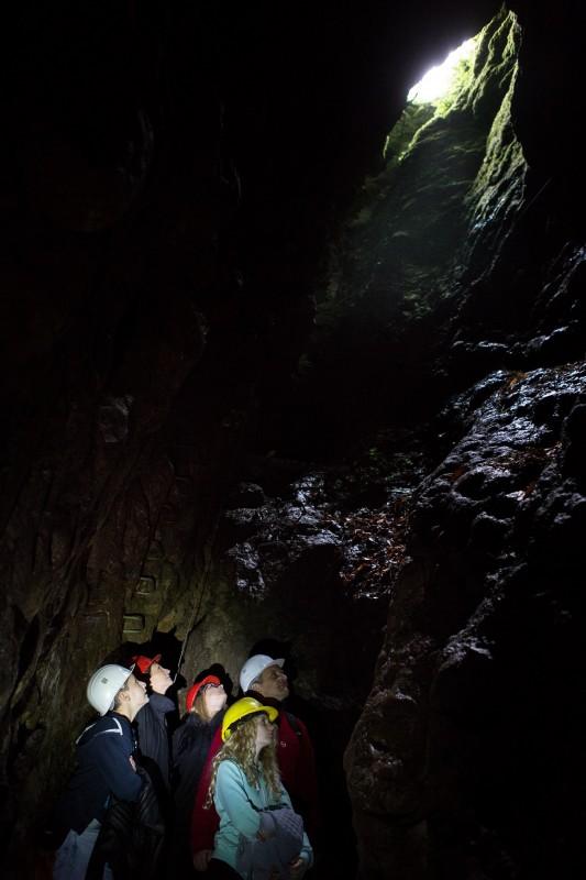 Et l'Eau créa la Grotte…