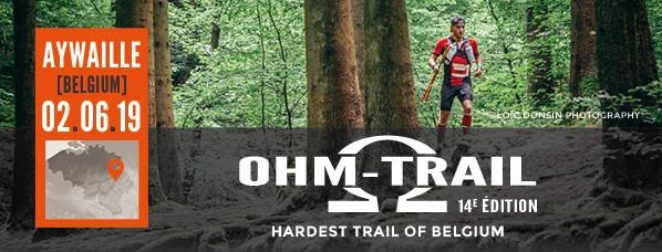 Ohm Trail à Aywaille (14e édition)