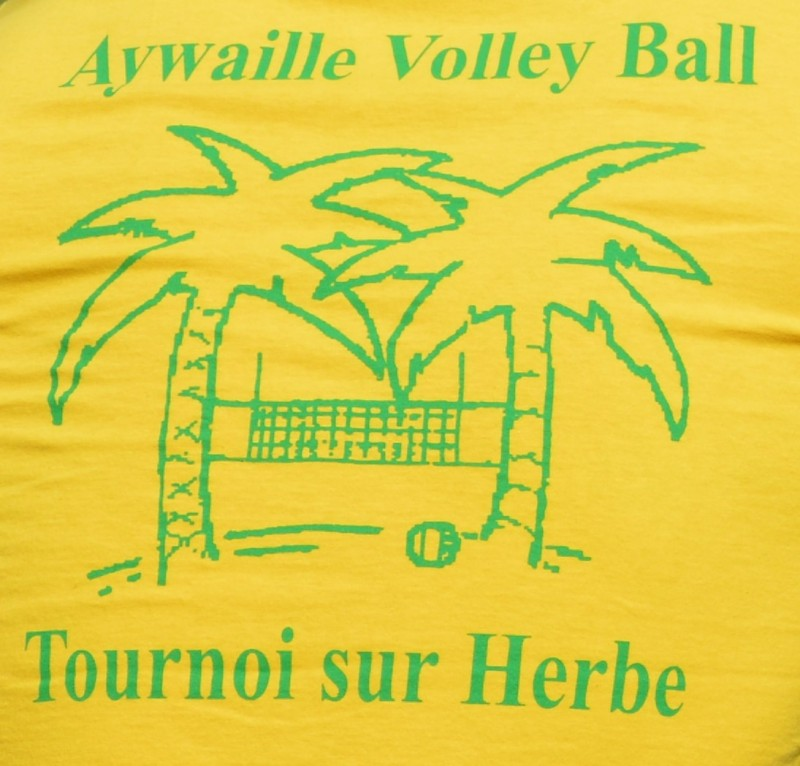 Tournoi sur herbe du Aywaille Volley-ball (26e édition)