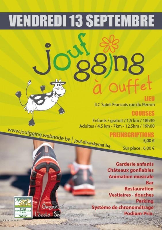 Joufgging