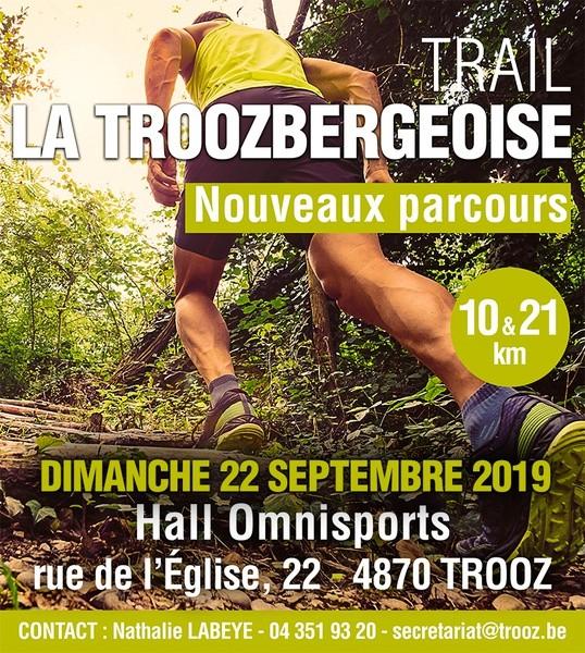 Le jogging « La Troozbergeoise »