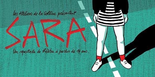 Théâtre : « Sara » (dès 14 ans)