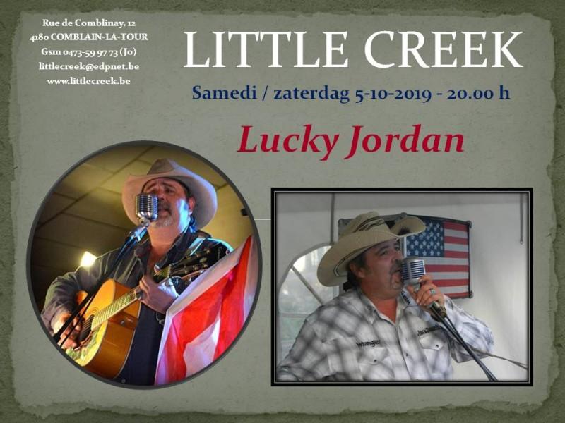 Concert : Lucky Jordan