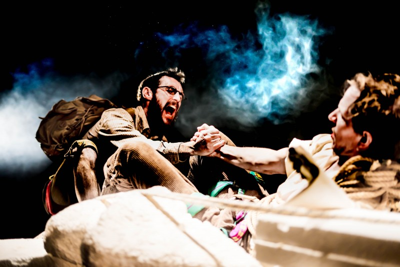 Théâtre : « La Montagne » par Les Vrais Majors (familial)