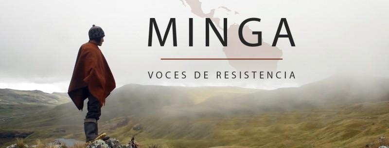 Ciné-rencontre: « Minga, voix de résistance »