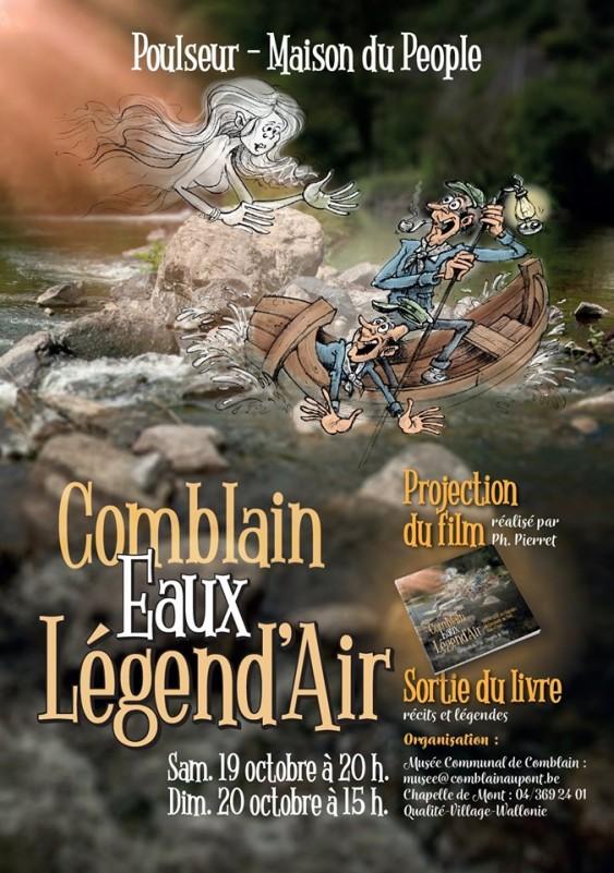 Comblain - Eaux Légend'Air