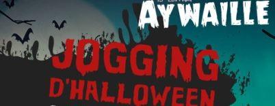 Jogging Halloween à Aywaille