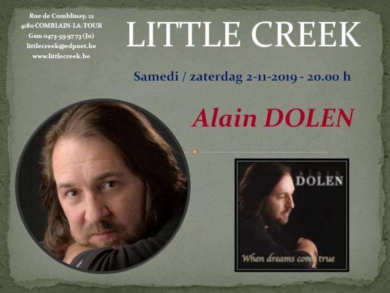 Concert : Alain Dolen