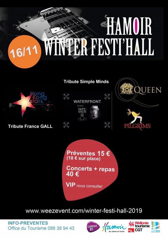3e Winter Festi'Hall