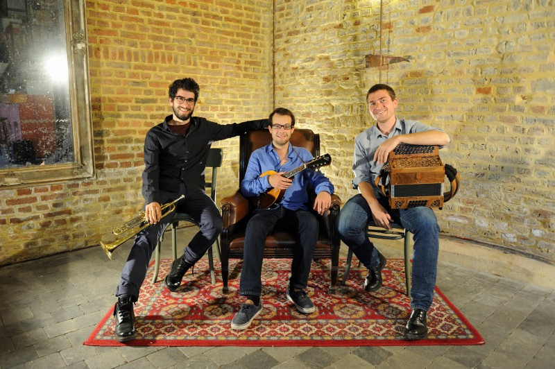 Concerts : Ekko (folk/jazz) et Szabadsag (bluegrass/klezmer)