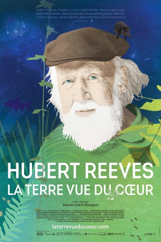 « Hubert Reeves - La terre vue du cœur » de Iolande Cadrin-Rossignol
