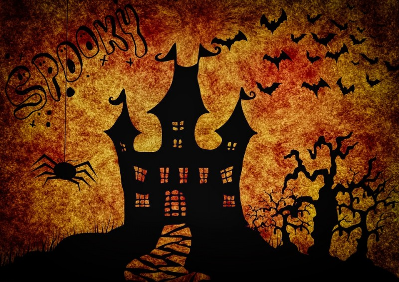 Cortège d'Halloween - Comblain-au-Pont - illustration