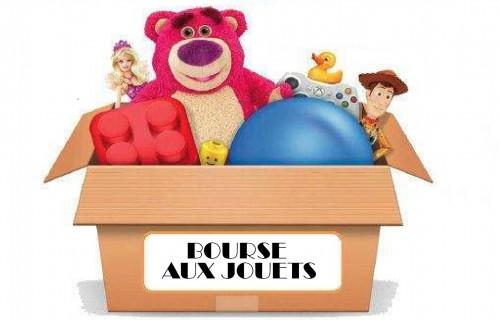 Bourse aux jouets et accessoires de Noël
