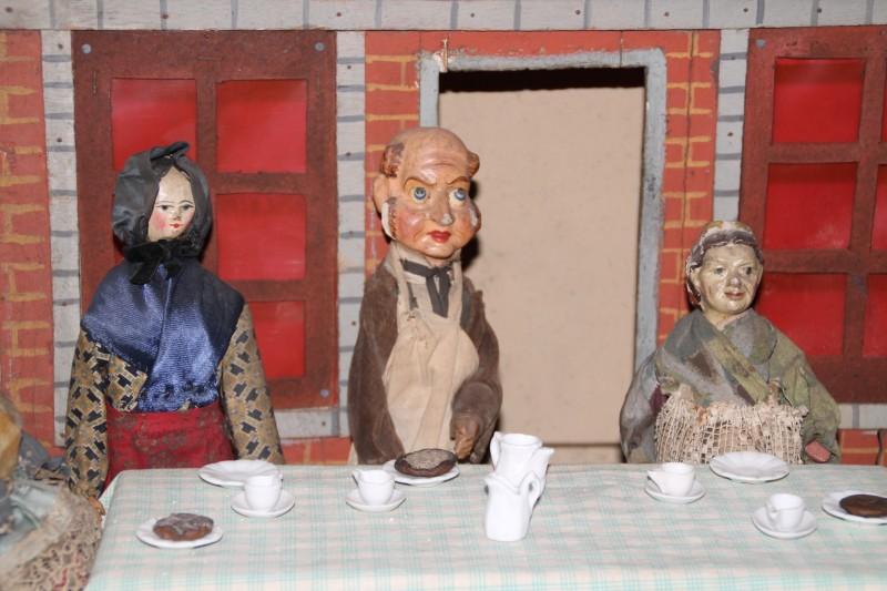 Théâtre de marionnettes centenaire: le Bethléem verviétois