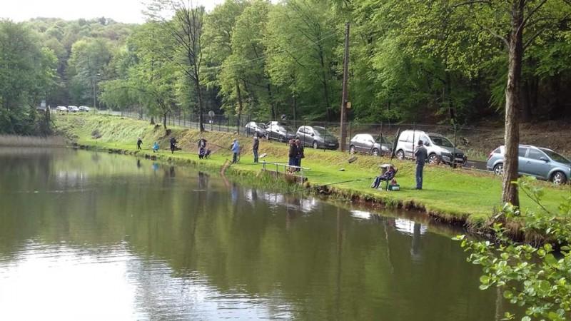 Journée pêche à l'hamecon - Heusy - 28 avril