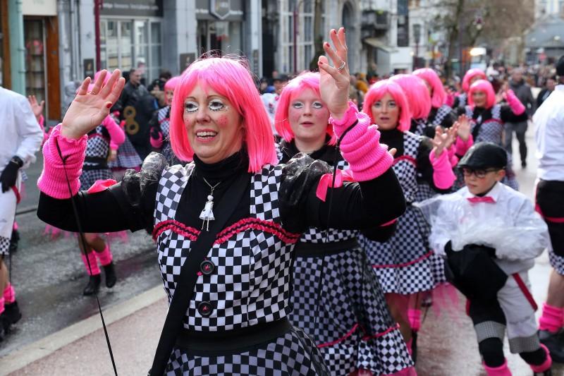 Carnaval - Verviers FTPL P.Fagnoul