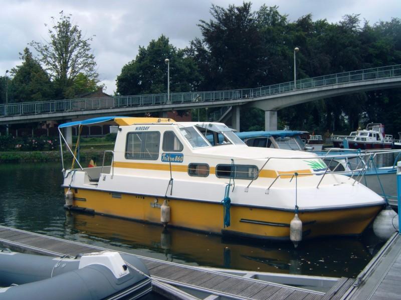 Notre bateau le Mireday