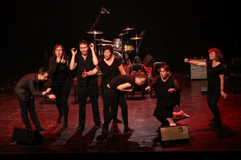 29 mai - Cabaret impro