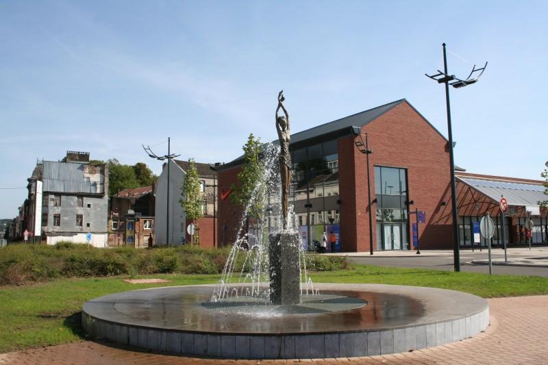 Verviers - Visite guidée - Parcours des fontaines