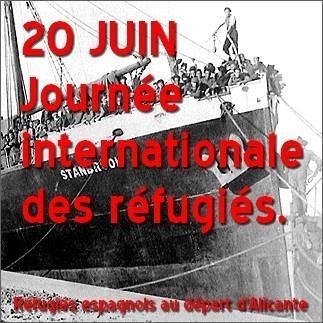 Journée réfugiés