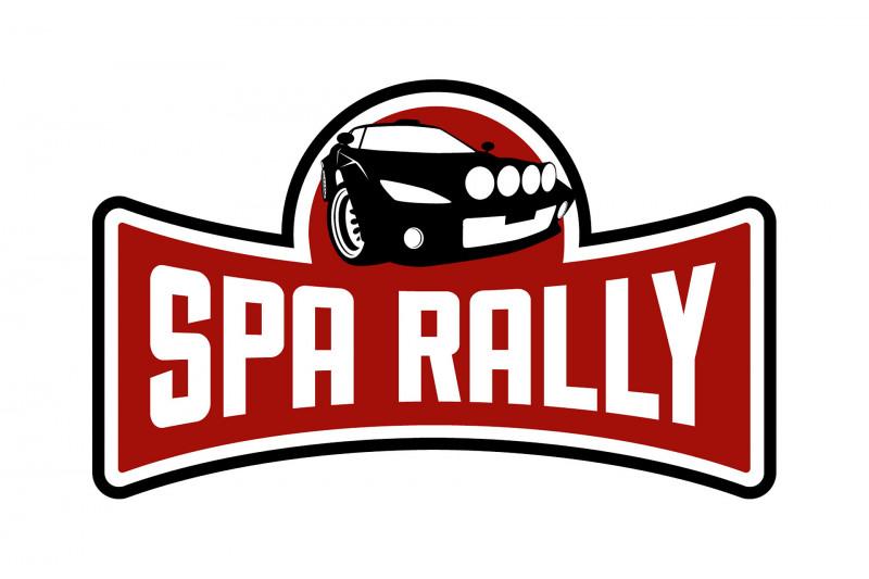 Spa Rally - Logo