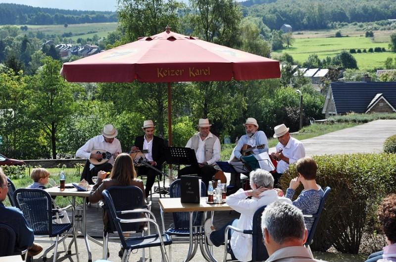 Apéritif-Concert Abbaye de Stavelot