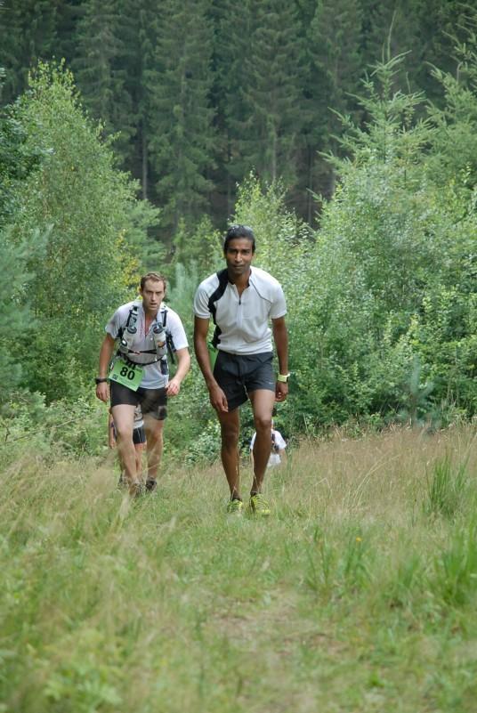 06 août - Stavelot - 5ème Trail des Croix