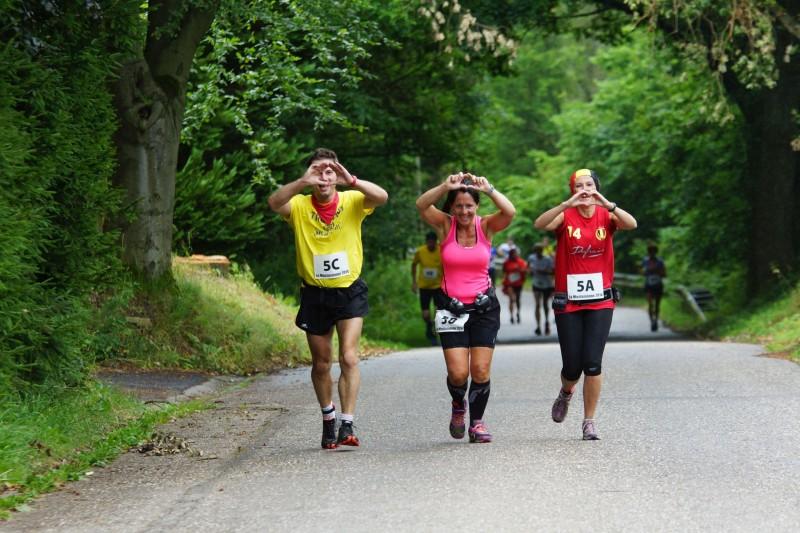 19 novembre - Stavelot - 3ème jogging La Mastasienne