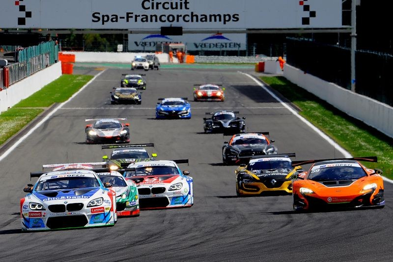 GT Open Spa-Francorchamps