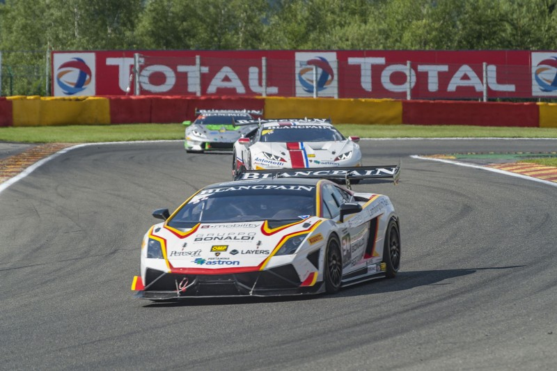 Spa-Francorchamps - Total 24h de Spa
