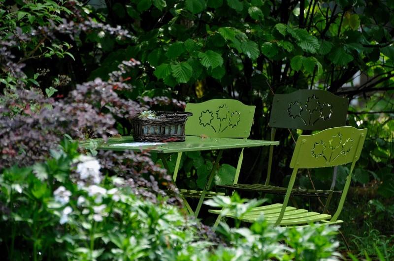 Jardin les Airelles Francorchamps