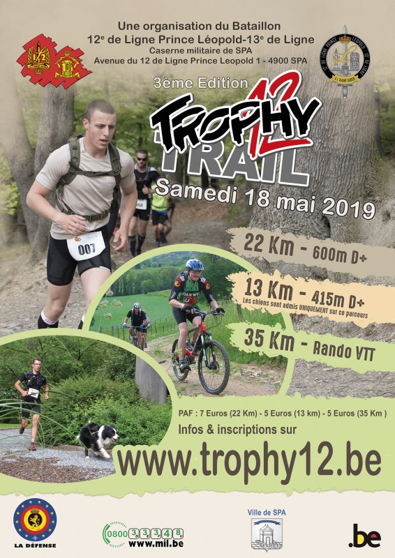 Trail Trophy 12