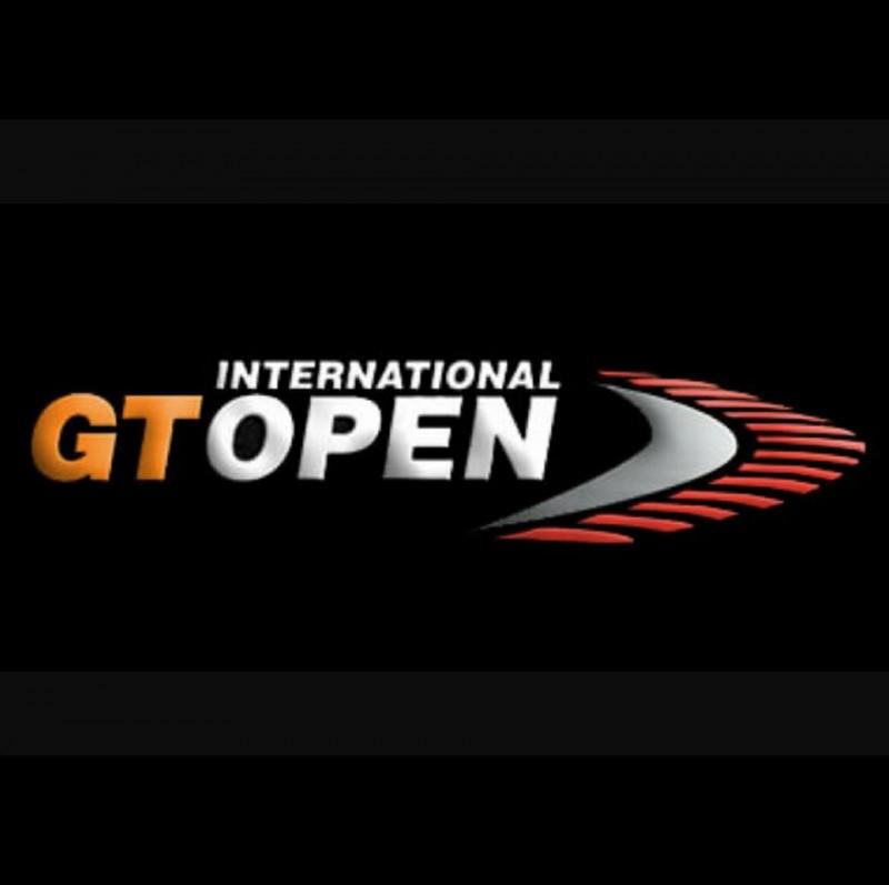 Spa-Francorchamps - International GT Open - Logo