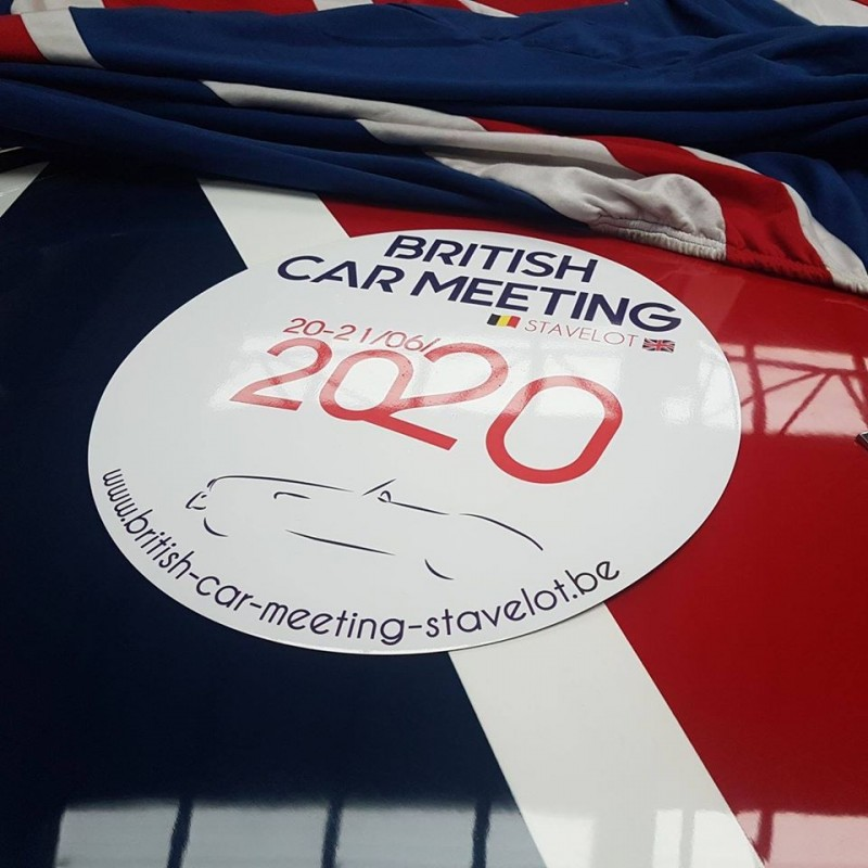 Brithish car meeting